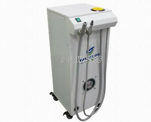 New Greeloy Dental Movable Suction Unit Vacuum Pump Gs m300 Wb