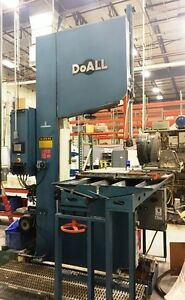 Doall D 900 Vertical Diamond Band Saw