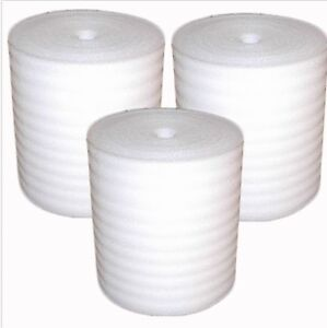 1 16 Foam Wrap Packaging Roll 12 X 1250 Per Roll Free Ship Special Deal