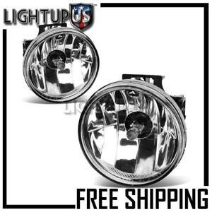 1999 2002 Dodge Ram 1500 2500 3500 Sport Left Right Fog Lights W Wiring Kit