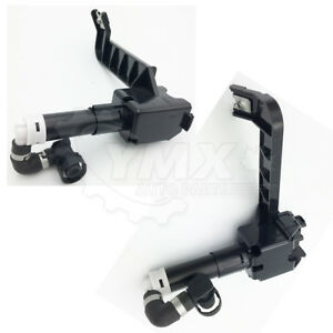 New Pair 2 Headlight Washer Nozzle Actuator For Lexus Is250 Is350 Left Right