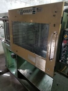 Newbury 200 Ton 14oz Injection Molding Machine