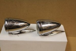 1932 1933 Buick Cowl Or Fender Lights