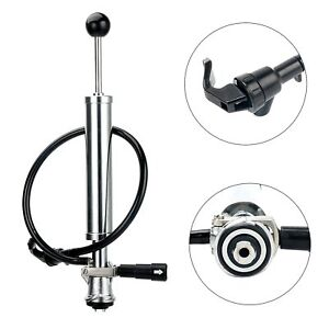 Heavy Duty Complete D system Beer Party Pump Picnic Keg Tap 8 inch