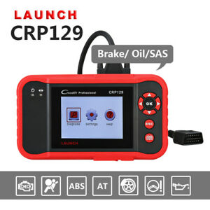Launch Crp129 Obdii Diagnostic Scan Tool Crp123 Sas Epb For Ford Toyota Bmw Vw