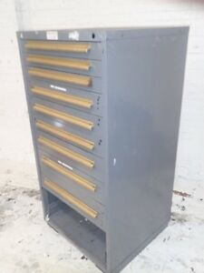 Equipto Tool Cabinet 10 Drawers 02180560051