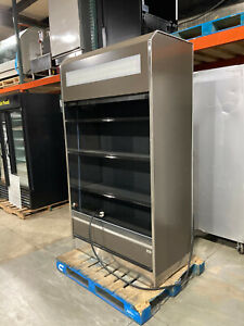 Hill Phoenix 47 Open Air Refrigerated 4 Multi Deck Display Case Cooler Q4724tm