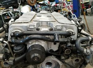2010 2014 Audi S5 Turbo Supercharger 3 0l With Intake And Throttle Body