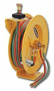 Ez coil Safety Series Welding Hose Reels With Oxy acetylene Hose Hez p w 125