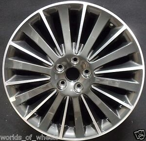 Lincoln Mkz 2013 2014 2015 2016 19 20 Spoke Factory Oem Wheel Rim 3955