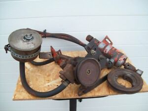 Allis Chalmers Wd 45 Tractor Power Steering Unit Assembly Hard To Find