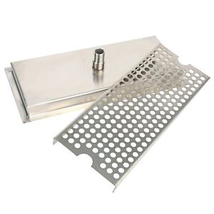 Beer Drip Tray Stainless Steel Flush Mount Drip Tray W Drain 12 Us Stock