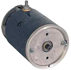 Hiniker Snow Plow Electric Motor H25010230 25010230 96001551 9 Spline