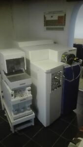 Waters Micromass Qtof Ii Lc ms ms Quadrupole Tof Mass Spectrometer With Caplc