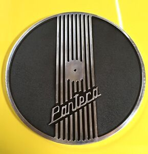 De Tomaso Pantera Billet Aluminum Air Cleaner Top 71 89