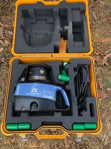 Trimble Arcsecond 3d Intelligence Gps Equipment Model 1043 1001