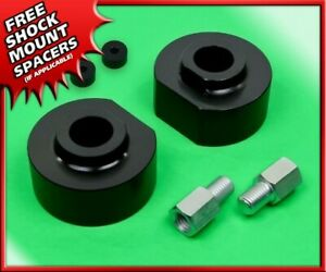 2 Front Delrin Spring Spacers Fits 1980 1996 Ford Bronco Leveling Lift Kit 2wd