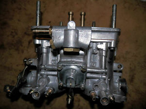 Vw 1600 Weber 40 Idf Carburetor