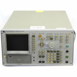Keysight Agilent 4145a Semiconductor Parameter Analyzer 4 Built in Smus