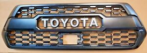 2018 2019 Toyota Tacoma Trd Pro Grille With Sonar Sensor Cover