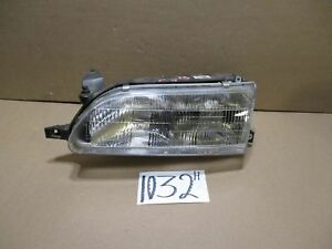 93 94 95 96 97 Toyota Corolla Driver Side Used Aftermarket Headlight 1032 h