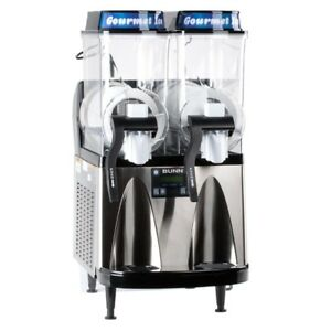 Bunn Ultra 2 Hp High Performance Frozen Drink Machine 34000 0081