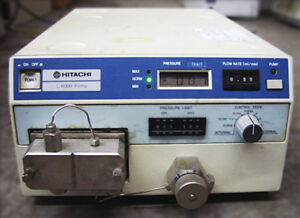 Hitachi L 6000 Hplc System Pump L6000 885 5001