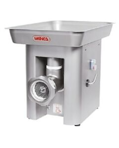 Mainca Px 32 g Commercial All Stainless 32 Meat Grinder 3 Phase Large Tray
