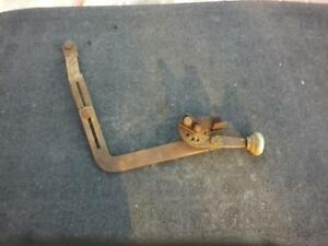 1940 46 Chevy gmc Trucks Cowl Vent Handle And Link With Hardware complete