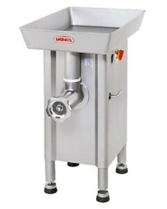 Mainca Pc 98 32l Commercial All Stainless 32 Meat Grinder