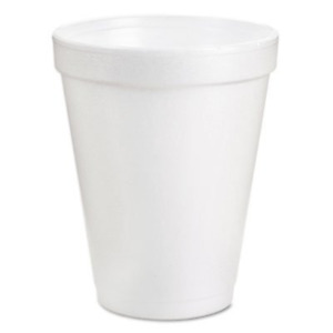 Dart Container Corp Products Insulated Styrofoam Cup 6 Oz 1000 ct White