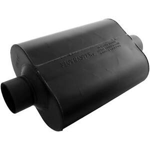 Flowmaster Super 44 Series Chambered Muffler Oval 3 Center In Out 943045