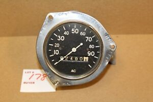 1933 1934 1935 Chevrolet Ac Speed o meter