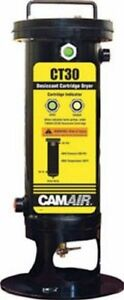Camair 130501 Ct30 Series Desiccant Air Dryer Filter System W Stand Devilbiss