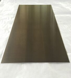 2 Pieces 1 8 125 Aluminum Sheet Plate 12 X 48 5052 save When You Buy 2
