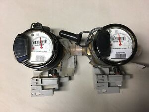 Neptune Water Meter With Itron 3 4 Slt 1 measures Cubic Feet