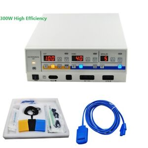 Electrosurgical Unit Diathermy Cautery Machine Electrotome Electric Scalpel Ce