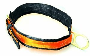 Miller Titan By Honeywell T3310 maf Tongue Buckle Body Belt With Single D ring