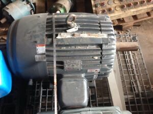 Us Electric H60e3e R918a Ac Motor 60 Hp 1190 Rpm 230 460 Volt 3 Phase Frame 404t