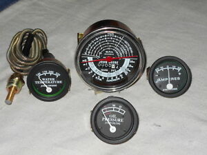 John Deere Tractor Gauges Set Kit For 50 60 70 520 530 620 630 720 730 New