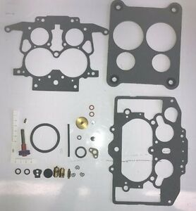 1974 Carb Kit Thermal Quad Carter 4 Barrel Lincoln 460 Engines Eth Tol New