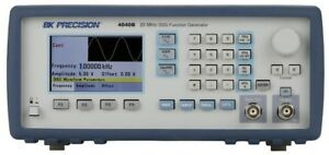 New Bk 4040b 20 Mhz Dds Sweep Function Generator Us Authorized Dealer