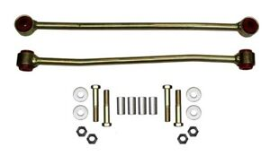 Skyjacker Rear Sway Bar Extended End Links Ford F250 F350 With 5 6 Lift Sbe405