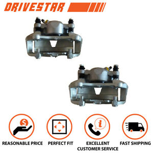 Oe quality New Pair Front Left Right Disc Brake Caliper For Audi A4 A5 Quattro