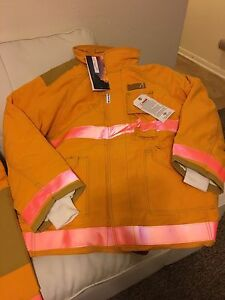 Bunker Gear Jacket Size Xl