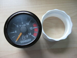Mack Vision Exhaust Pyro Temp Gauge 200 1400f 3mt339mb A2c53094363 m265am