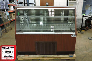 Canadian Display Systems Rsds6760 Commercial Refrigerated Display Case