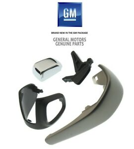 2012 2016 Sonic Trax Genuine Gm Automatic Shift Knob Kit Silver 42423234 New