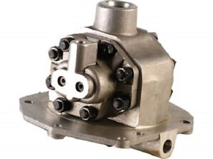 D8nn600lb Hydraulic Pump Ford 3930 4400 4500 4610 545 4630 3430 3400 4600 4410