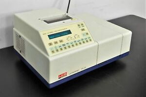 Lkb Biochrom Ultrospec Plus 4054 Uv visible Spectrophotometer